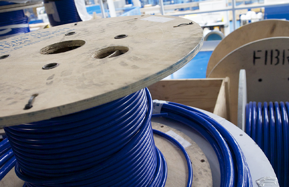 cable reels in stock